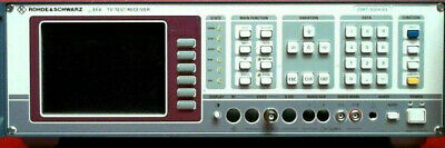 Rohde And Schwarz Efa - Tested
