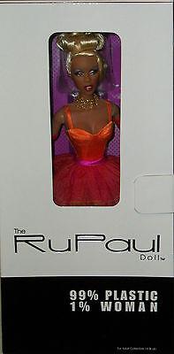 Rupaul drag queen race Rupaul's Supermodel doll Rupauls Figure Gay Ru paul xmas