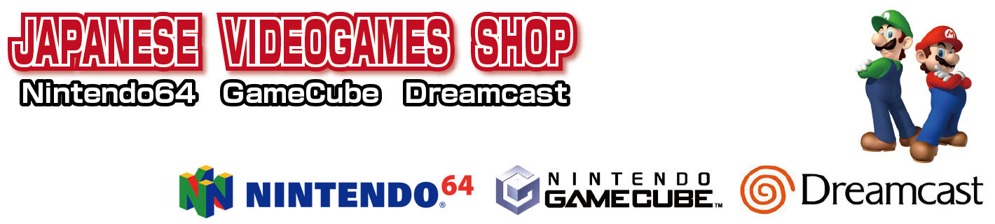 Japanese Videogames Shop