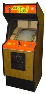 Looking to buy an old 80s arcade machine.