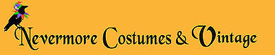 Nevermore Costumes and Vintage