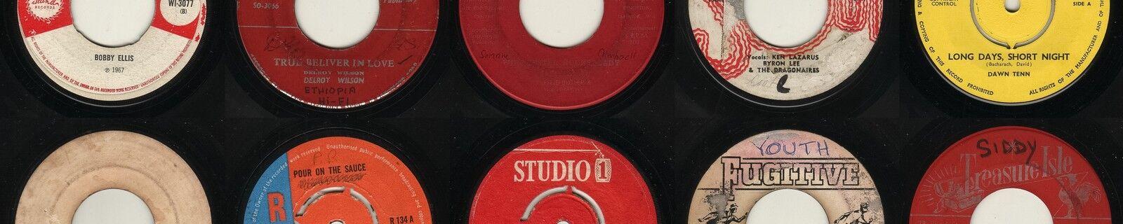 Love 45s Record Store
