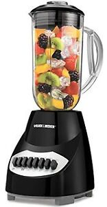 Used Black & Decker 550W 10 Speed Blender