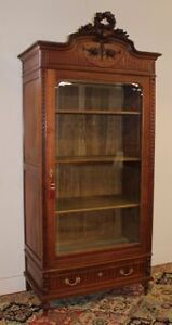 Antique French Book Case