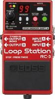Pédale Loop Station RC-3 Boss Pedal  -New in the box