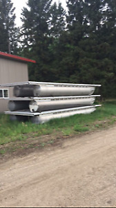 24' Pontoon Dock Sections, swim platform, party barge!