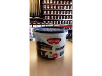 MASONRY PAINT 10L available in 8 colours