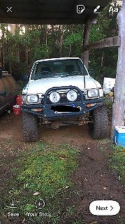 1995 Toyota Hilux Ute