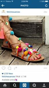Gorgeous sandals from Ibiza Hawthorn Boroondara Area Preview