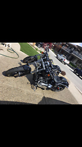 2016 Harley Breakout barely used
