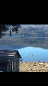 Beautiful Waterfront Cabin for rent on Shuswap Lake