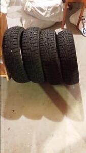 185/70 R14 nexen winter tires