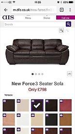 Bargain/ Sofa/ New condition