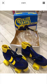 Retro Roller Boots Size 3 - Brand New with box