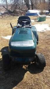 tractor mowers and misc.lawn care equipment