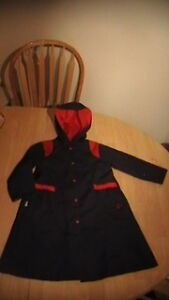Spring & Fall Rain Jacket, size 3X (fits up to 5T)