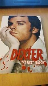 Dexter Seasons 1 and 2 $10 for both