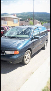 98 ford windstar limited
