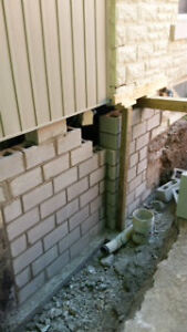 Londons #1 structural and wet basement specialist London Ontario image 1