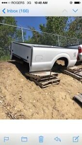 BRAND NEW 8FT FORD SUPER DUTY BOX