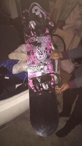 Great condition snowboard