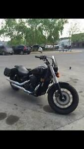 Great Condition Honda Shadow Fantom Motorcycle