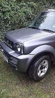 2006 Suzuki Jimny .good condition . facelift model