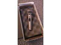 Vintage 60s Microphone