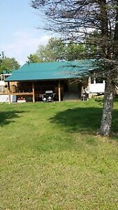 Grand Calumet Island in the Pontiac Year Round House/Cottage