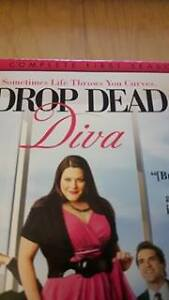 Drop Dead Diva Seasons 1 and 2 $10