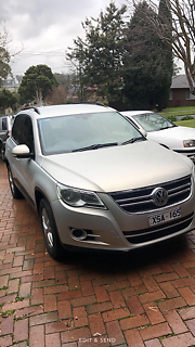 2010 Volkswagen Tiguan Wagon - urgent sale - Manual Turbo Diesel Ferntree Gully Knox Area Preview