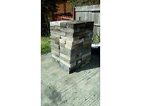 Concrete Blocks . never used .