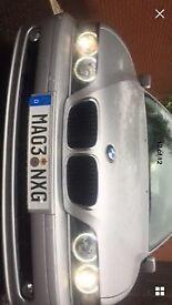 BMW525i Touring estate auto