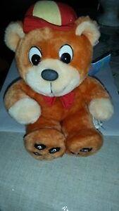 Teddy Bear that talks in sings