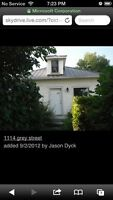3 bedroom entire house avail jan1 $1150