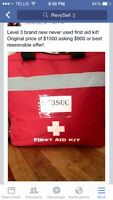 BRAND NEW LEVEL 3 First AID Kit