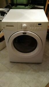 Front load washing machine 27 inch, Quiet, Energysaver! Hamilton