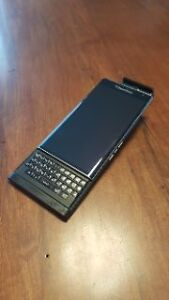 ** UNLOCKED - BLACKBERRY PRIV AS NEW WITH BOX AND ACCESSORIES