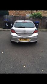 Vauxhall Astra 1.6 16v SXI Sport Hatch 3 Dr, 1 year MOT, service history, Low Mileage