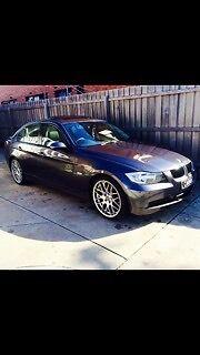 BMW 320 I REGISTERED till January 2016 Footscray Maribyrnong Area Preview