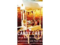 Candy Cart for HIRE in Canterbury and East Kent: £70.00