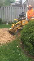 Stump Grinding Driver Operator