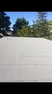 Flat Roofing Repairs, Removal, New Installment & Inspections. London Ontario image 3