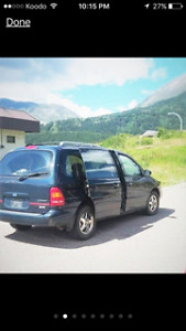 Ford windstar limited 1998