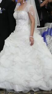 Wedding dress Edmonton Edmonton Area image 1