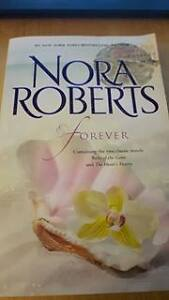 6 Nora Roberts Books $5 for all