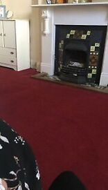 Very large bedroom in peaceful yet sociable houseshare.