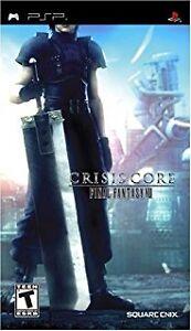 Final Fanstasy VII Crisis Core
