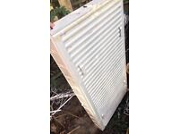 Double Radiator. Good working condition, removed due to home renovation.