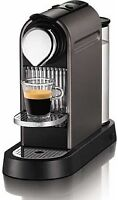 Nespresso maker and Swissmar capsule tower
